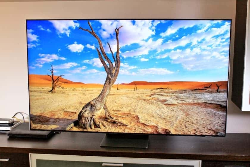 Review Samsung QN95A Neo QLED Mini LED 2021