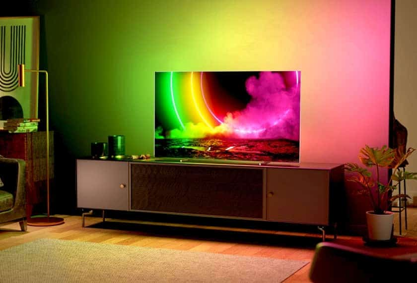 Nueva gama de televisores Philips 2021 - Series OLED, Mini LED y LED Ambilight