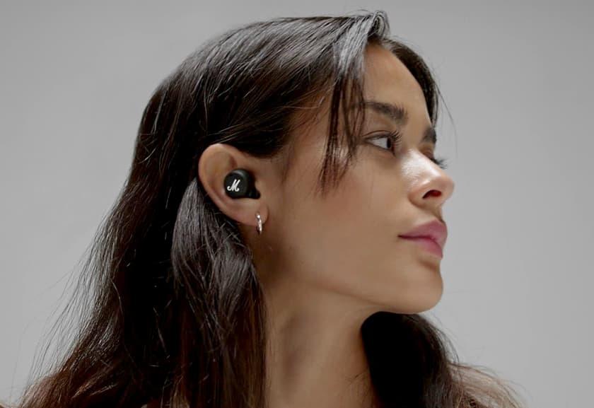Auriculares Marshall Mode II totalmente inalámbricos