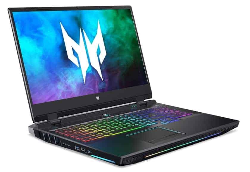 Acer Predator Helios 500 portátil gaming