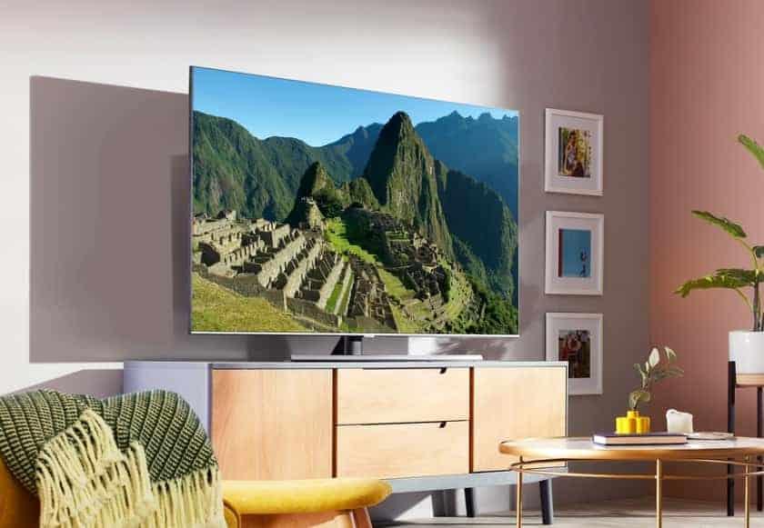 Review Samsung Q70T QLED 2020 - Análisis y opinión