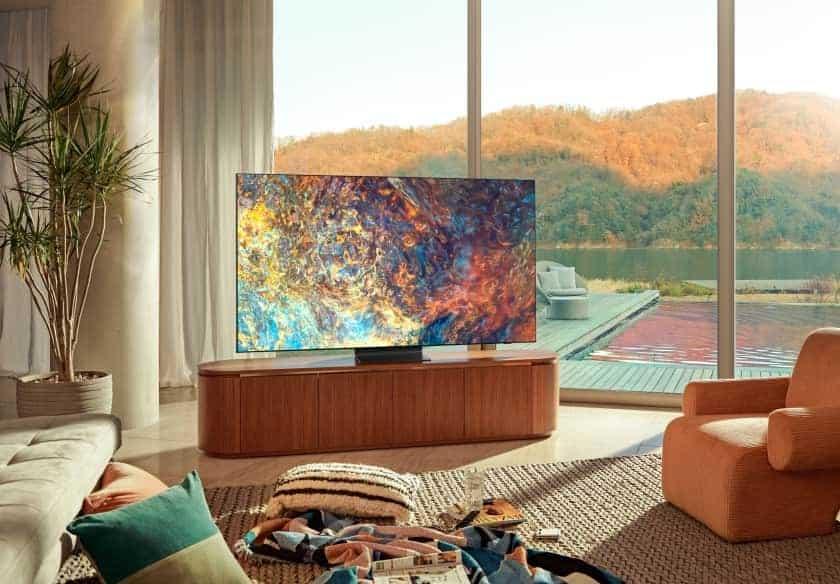 Televisores Samsung 2021 - Nueva gama Neo QLED MIniLED, Micro LED y Lifestyle