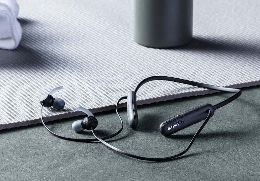 Sony WISP510 auriculares deportivos inalámbricos