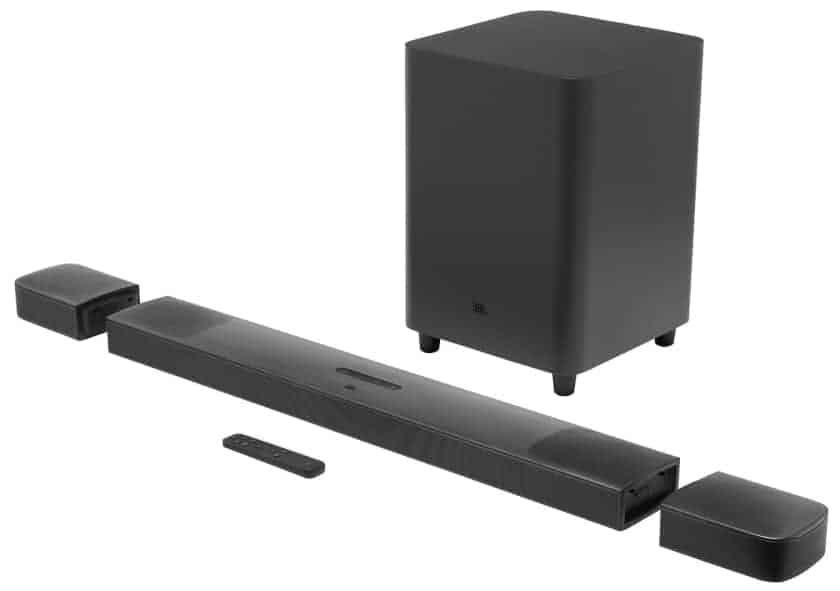 Barra de sonido JBL Bar 9.1 Dolby Atmos 5.1.4