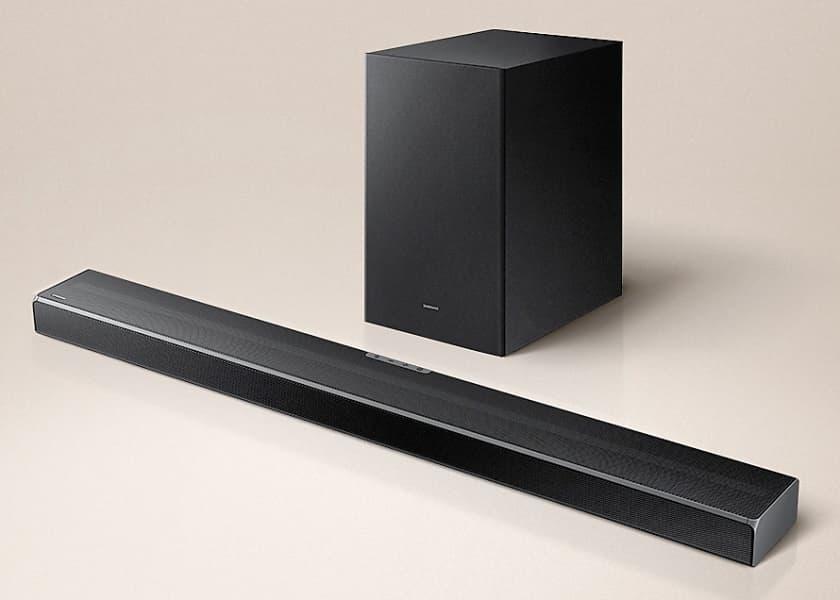 Barra de sonido 3.1 HW-Q600A de Samsung modelo 2021