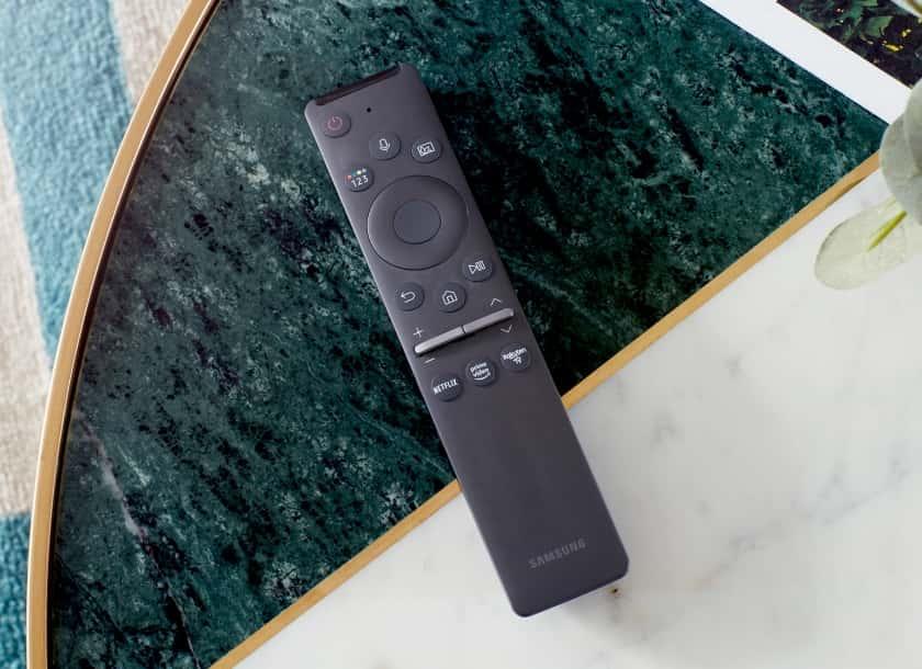 Mando One Remote con control por voz Samsung TU8005