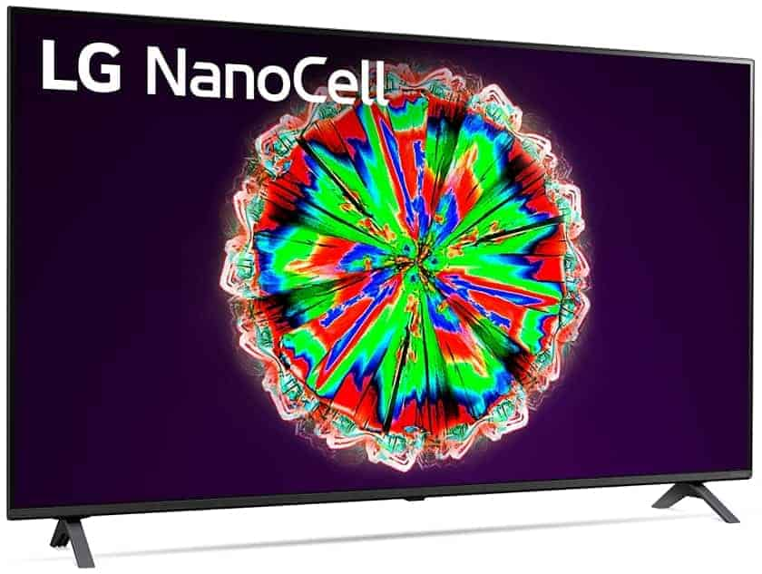 LG NANO806 NanoCell