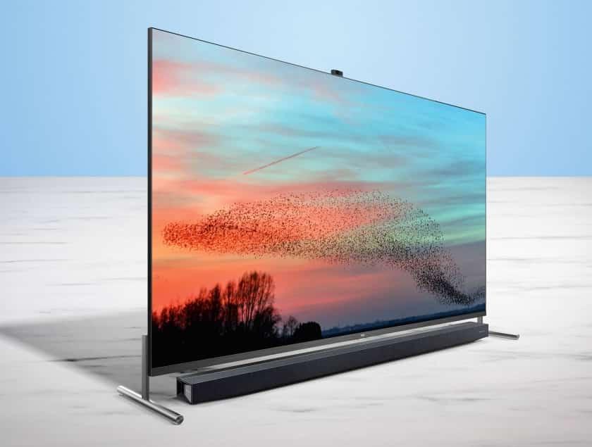 TV TCL X91 QLED 8K