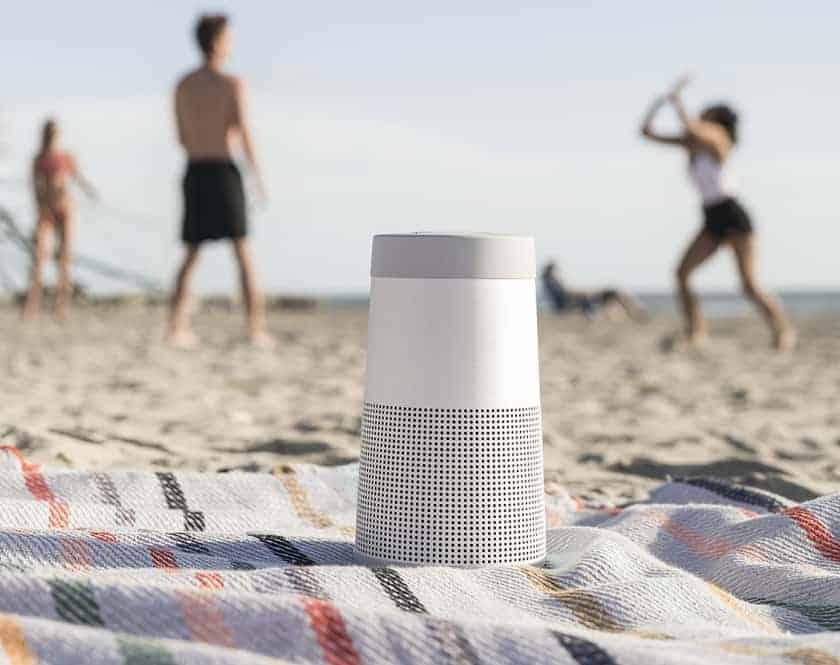 Nuevo altavoz Bose SoundLink Revolve II 2021
