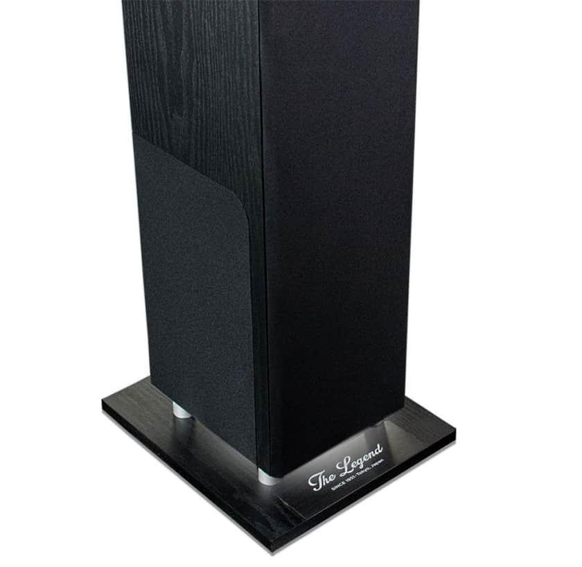 Diseño torre de sonido Aiwa TS-990CD