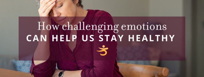 Emotions to stay healthy