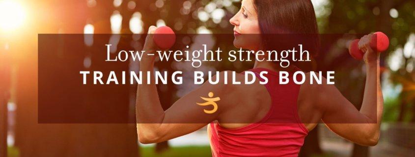 Bone and strength training
