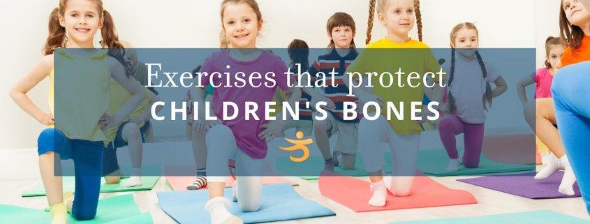 Exercise for children's bone