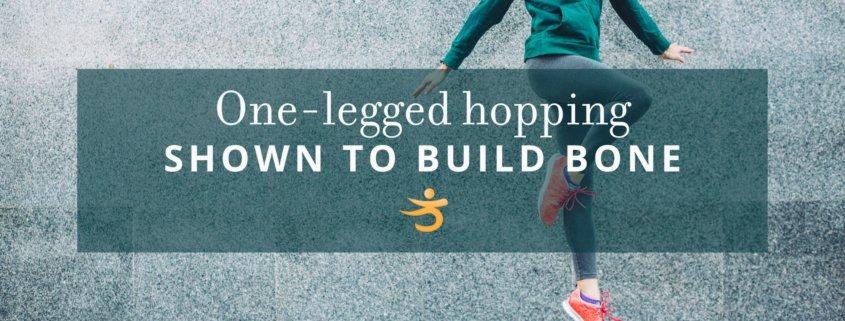 hopping osteoporosis