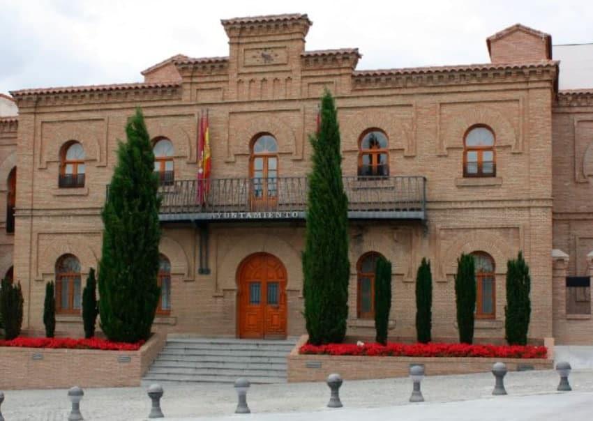Ayuntamiento de Illescas.