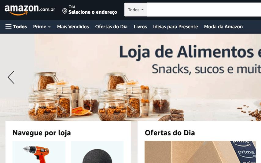 amazon advertising in brazil