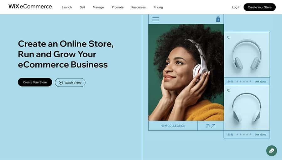 Wix eCommerce plans comparison