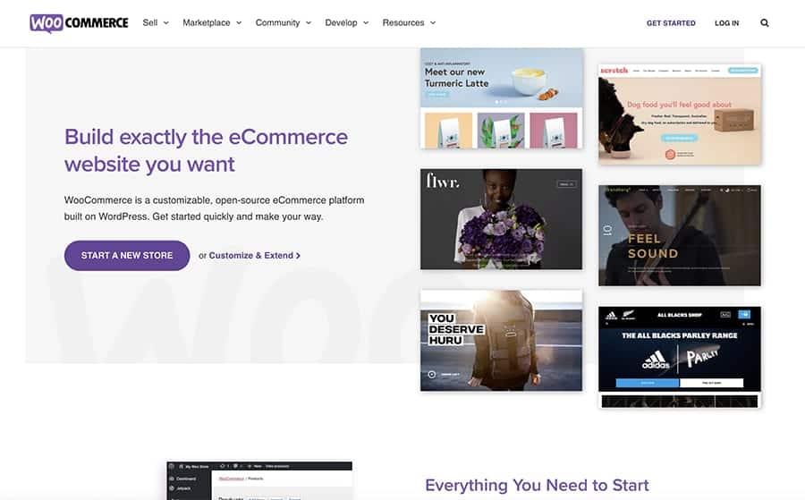WordPress WooCommerce comparison
