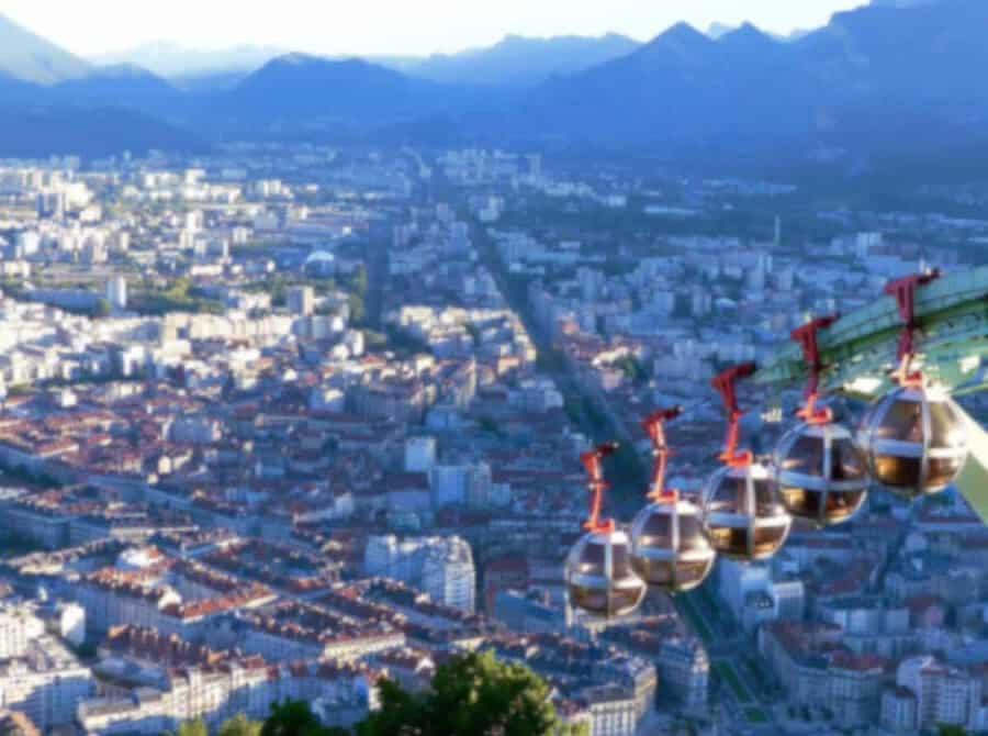 L'amplitude thermique à Grenoble ne se ressent pas chez ses habitants qui sont constamment chauds pour du sexe