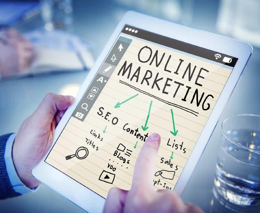 цифровой маркетинг