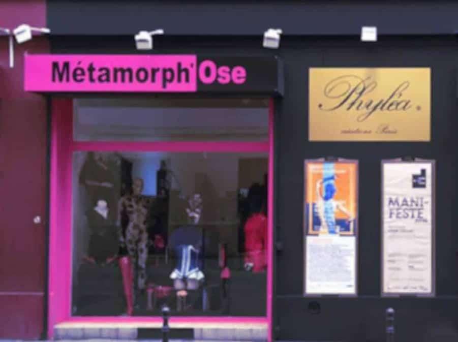 La boutique Metamorph'Ose rue de Quincampoix accueille les joueurs expérimentés comme les simples curieux