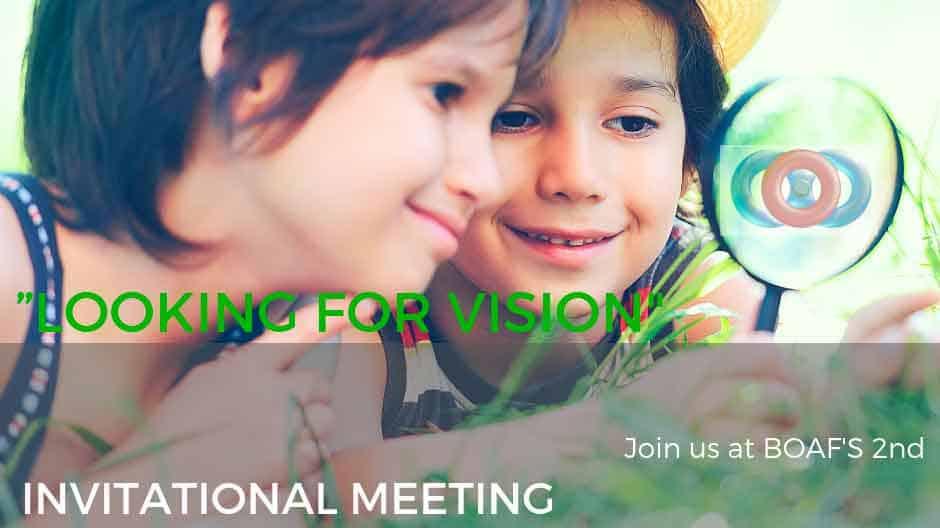 Plakat BOAF-Kongress Bozen 2019