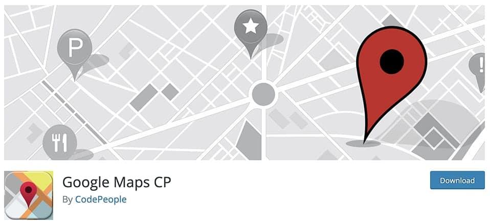Google Maps CP