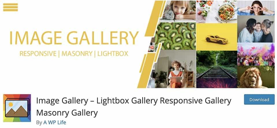 Lightbox Gallery Responsive Gallery Masonry Gallery