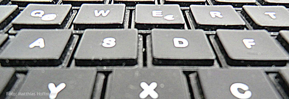 Laptop Tastatur – Anleitung zur Reinigung