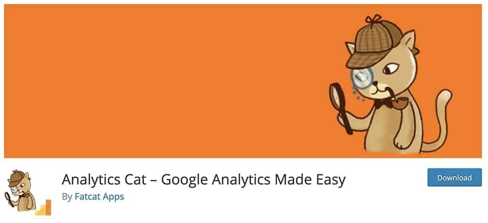 Analytics Cat – Google Analytics Made Easy