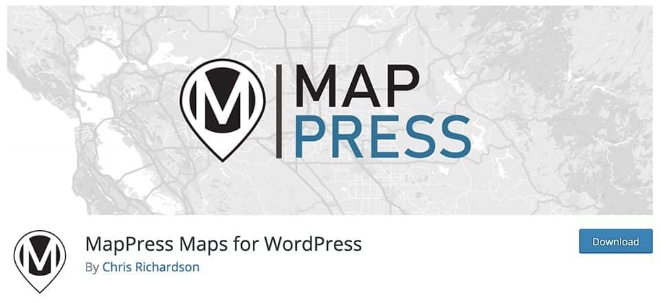 MapPress Maps for WordPress