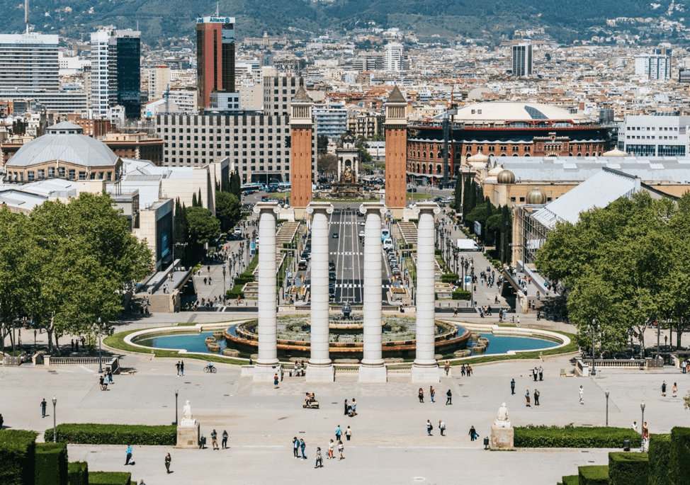 Barcelona has been a leader in smart city vision since at least 2011, when it hosted the world's first 'Smart City Expo and World Congress'.