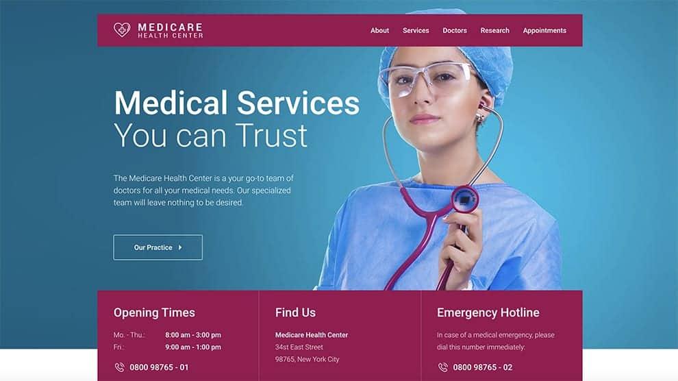 medical health center