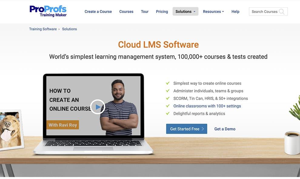 pro cloud lms free