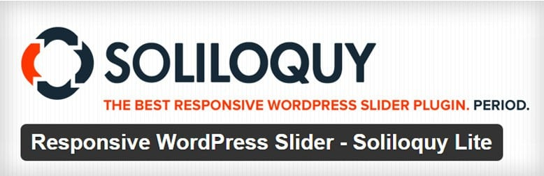 Soliloquy Lite - Responsive WordPress Slider