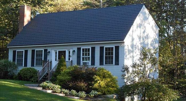 Smaller House Wakefield Bridge Metal Roofing 1st Choice Home Solutions Example House 4-2