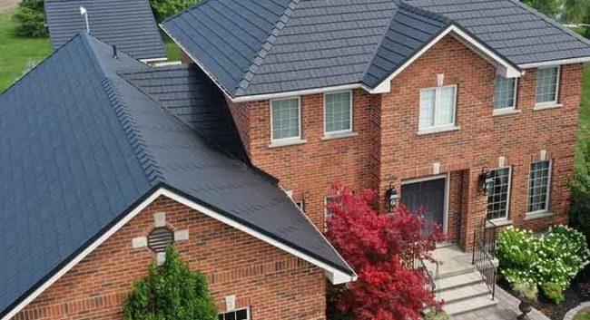 VicWest True North Cedar Shake Metal Roofing-2