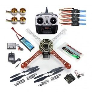 Arduino Drone | Material necesario y montaje de los componentes hardware