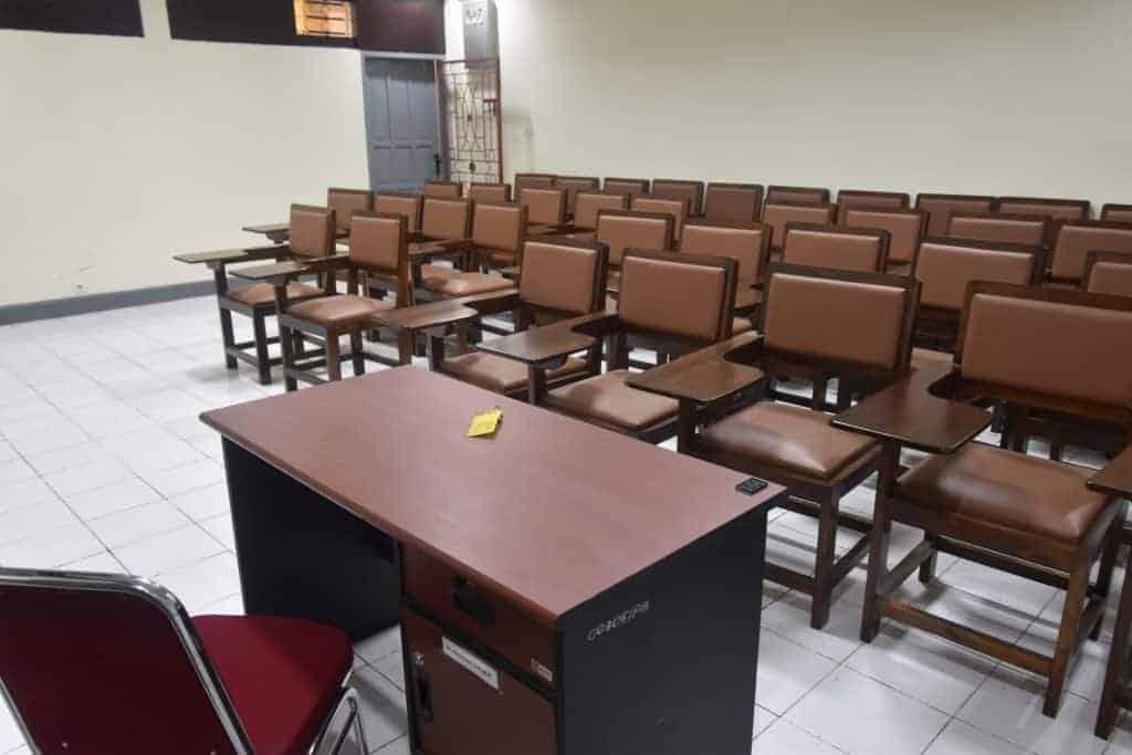 Ruang Kelas Departemen Arkeologi FIB Unhas