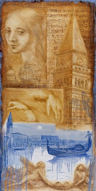 Original Oil Painting: Handel – Concerti Grossi No 1-12