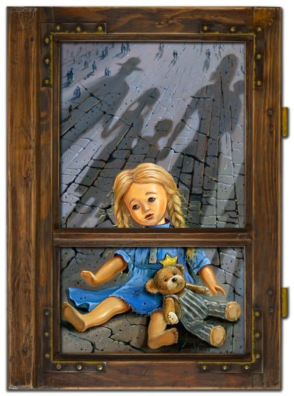 Holocaust Paintings