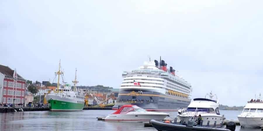 Disney Magic Stavanger Norway