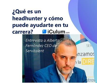 headhunter iculum servitalent Alberto Fernandez Varela