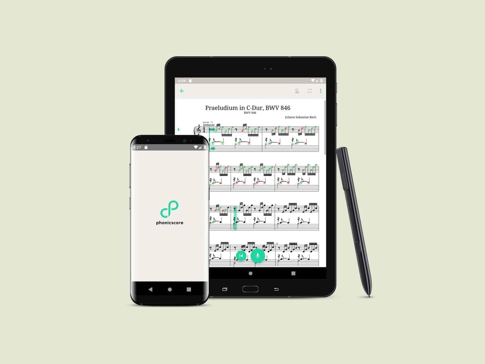 PhonicScore Android App