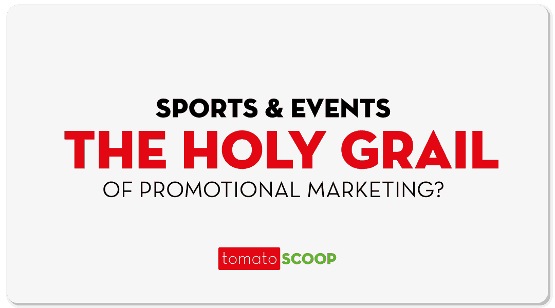 Sports and events marketing