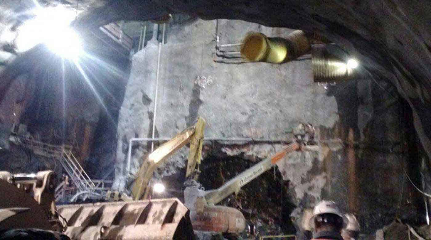 86th street subway project