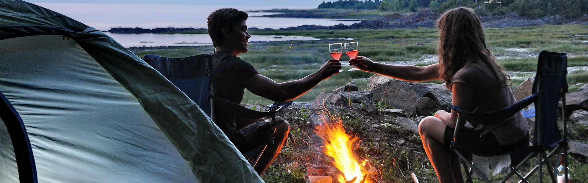Camping De la Demi-lieue