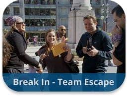 team building activities creative group problem solving break in a team escape challenge
