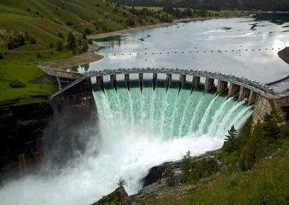 Dam Reservoir, Aqueduct Design