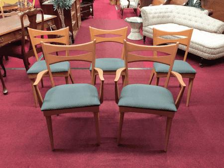 Heywood Wakefield Wishbone Dining Chairs